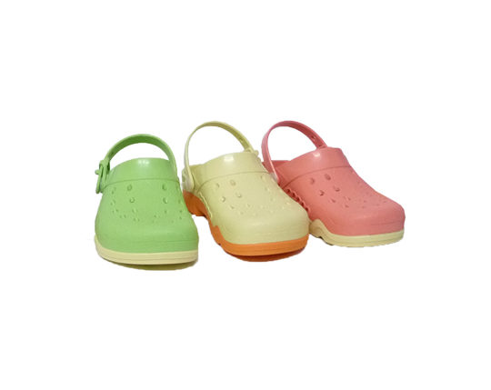 Kid's Clogs with Back StrapBOBS Sizes 24 - 35