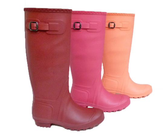 Women's High Boots with Buckle11000 Sizes 36 - 41