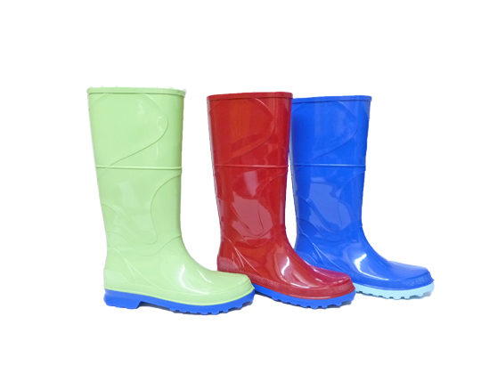 Women's High Boots in Pastel Colors800 L Sizes 36 - 41