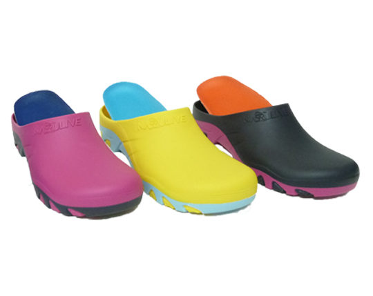 Women's Clogs with Footbed10 Sizes 36 - 41