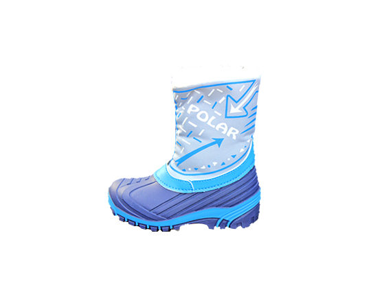 Kid's Winter Boots with Warm Lining1656 Sizes 24 - 35