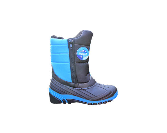 Kid's Winter Boots with Zipper1402 Sizes 24 - 35