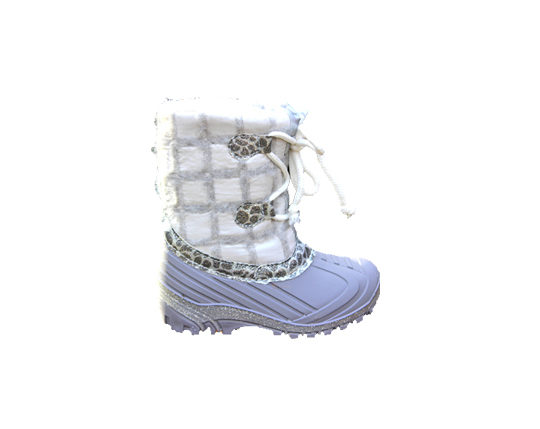 Kid's Winter Boots with Lacing1254 T Sizes 24 - 35
