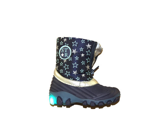 Kid's Boot with Warm Lining1674 Sizes 24 - 25, 28 - 29