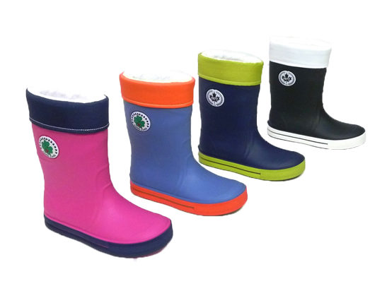Kid's Boots with Warm LiningS350 Sizes 26 - 35