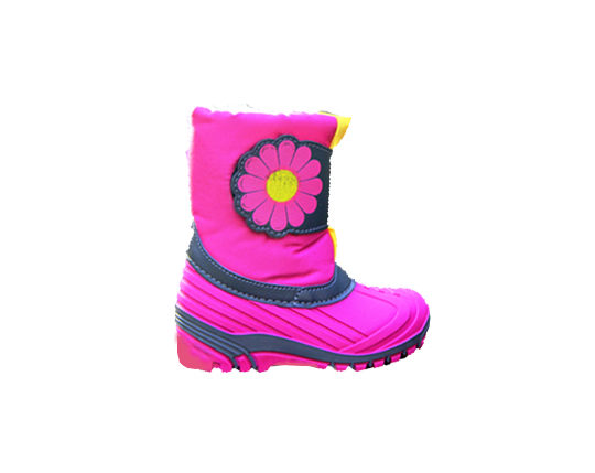 Kid's Winter Boots with Velcro1662 Sizes 24 - 35