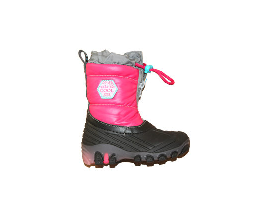 Kid's Boot with Warm Lining1671 Sizes 24 - 25, 28 - 29