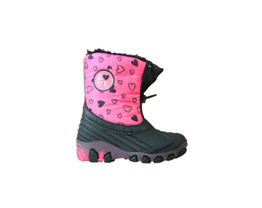 Kid's Boot with Warm Lining1675 Sizes 24 - 25, 28 - 29